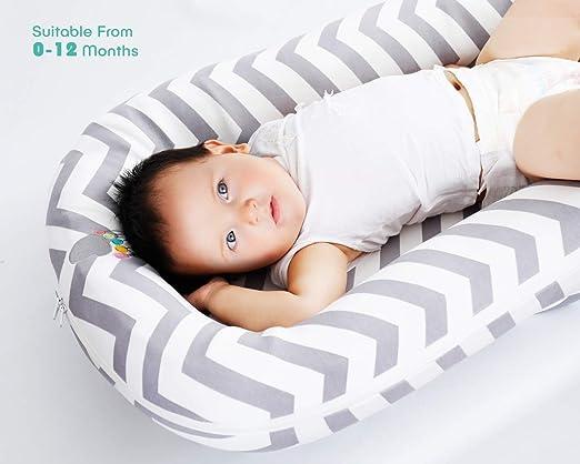 Amazon.com: Tumbona de bebé ECORE, para recién nacido ...
