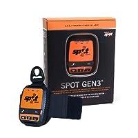 Localizador GPS GPS satelital Spot Messenger - Incluye brazalete de bucle gigante y descuento en el código de servicio