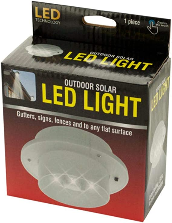 Amazon.com: Outdoor Solar LED Light: Home Improvement
