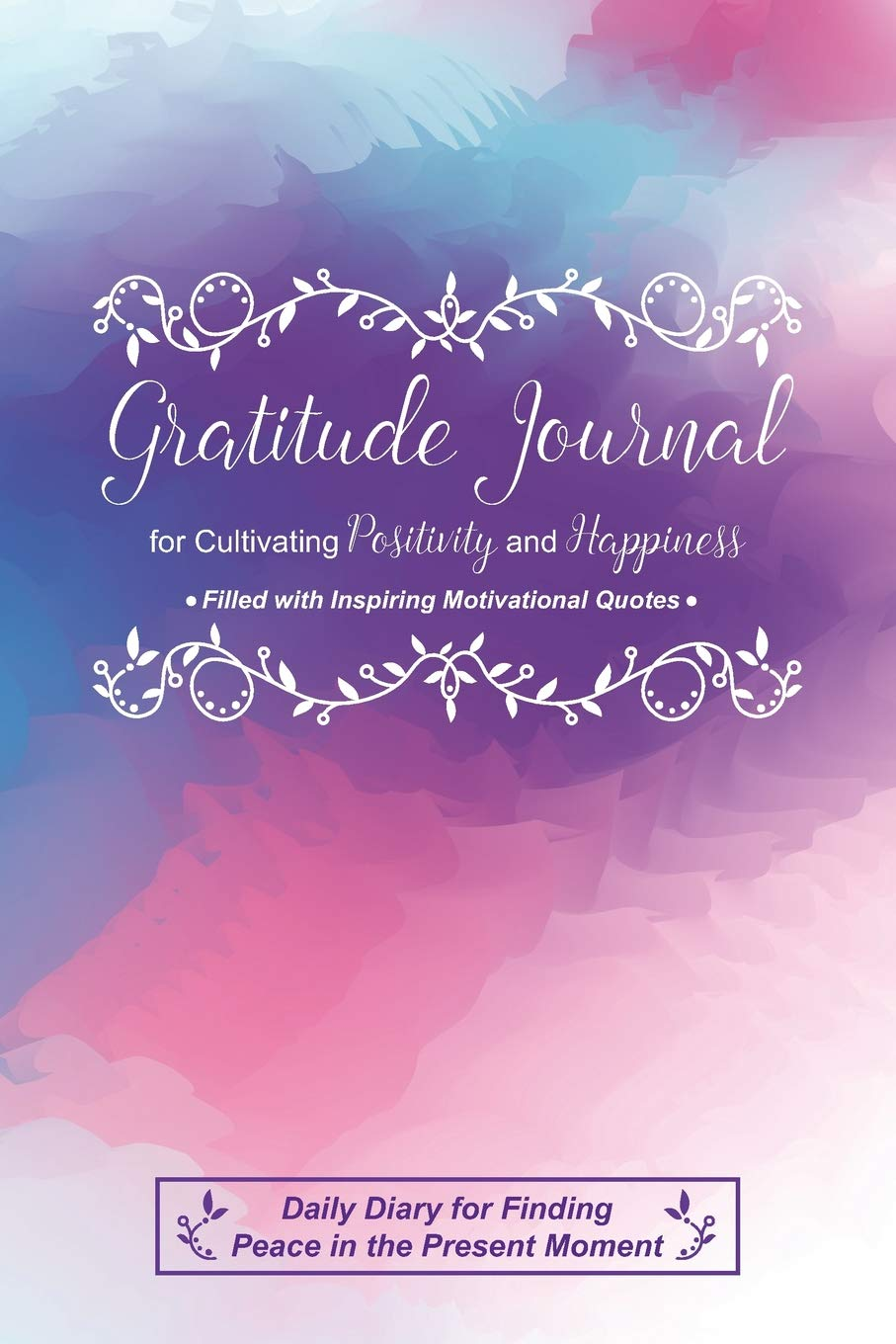 Gratitude Journal for Cultivating Positivity and Happiness ...