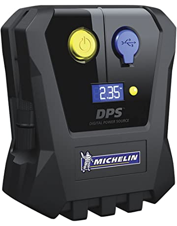 Michelin 009518 Mini Compresor Digital, 12V Norme