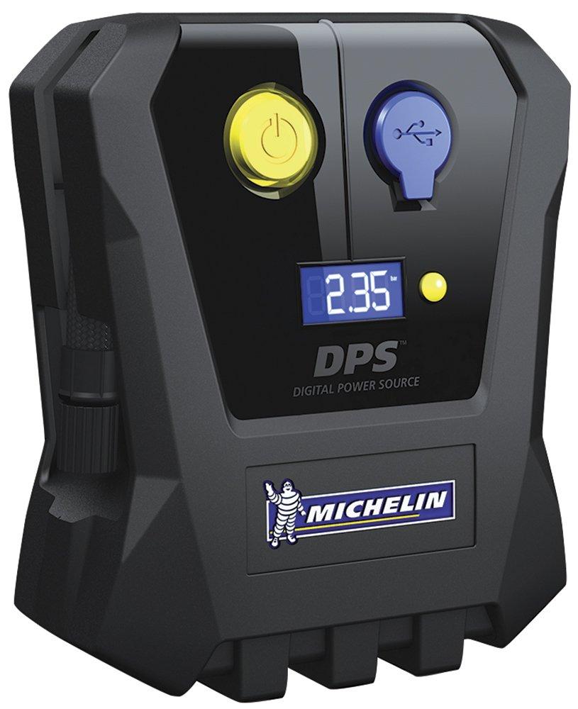 Michelin 9518 Mini Compressore Digitale 12V, 3,5 Bar Massimo, 12 V Impex Sas 009518