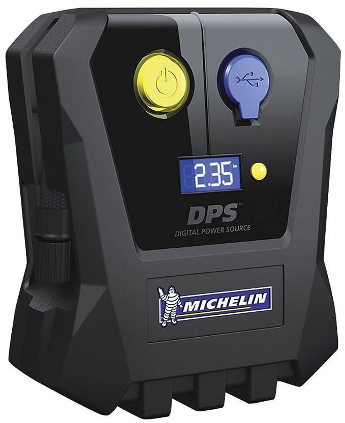 3 opinioni per Michelin 9518 Mini Compressore Digitale 12V, 3,5 Bar Massimo, 12 V