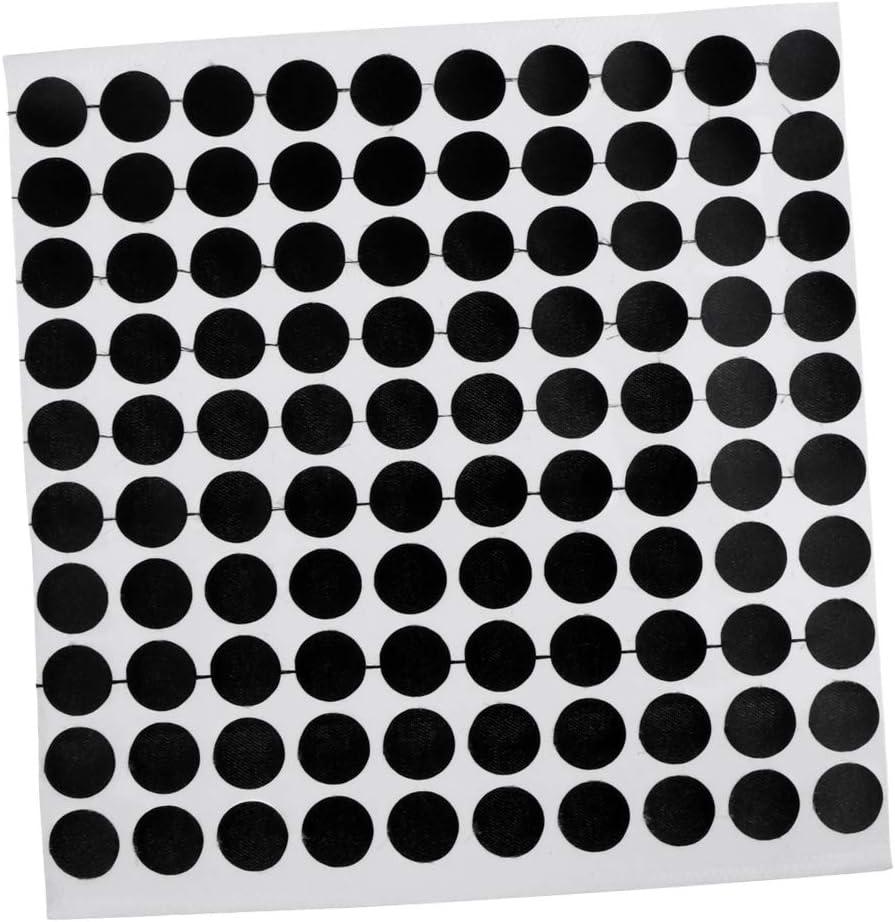 Toygogo 100pcs Table de Billard en Tissu Autocollants