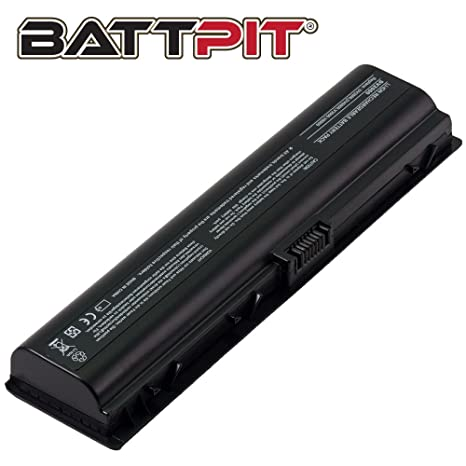 Battpit Recambio de Bateria para Ordenador Portátil HP HSTNN-LB42 (4400mah / 48wh)