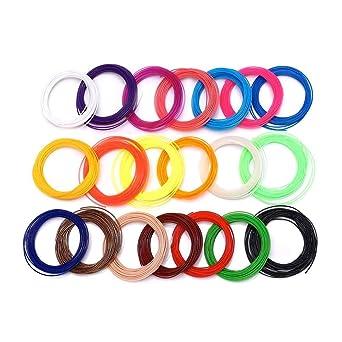 3D Printer Filament PLA 1KG Various Colours Available Printer 1.75mm