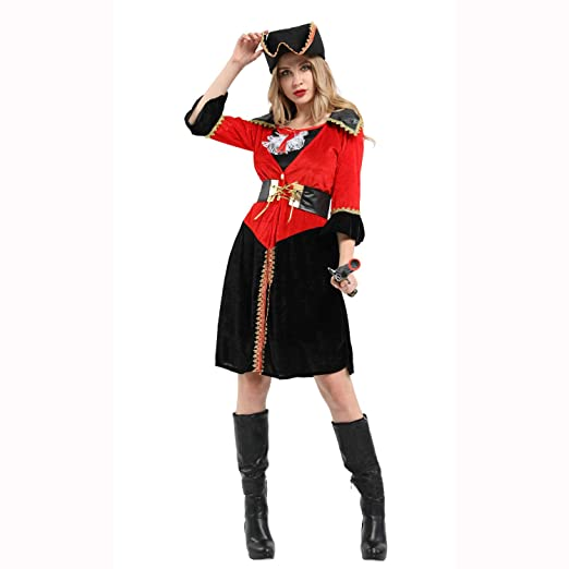 BESTSOON-TGA Disfraz de Halloween Cosplay Adulto Etapa Rendimiento ...