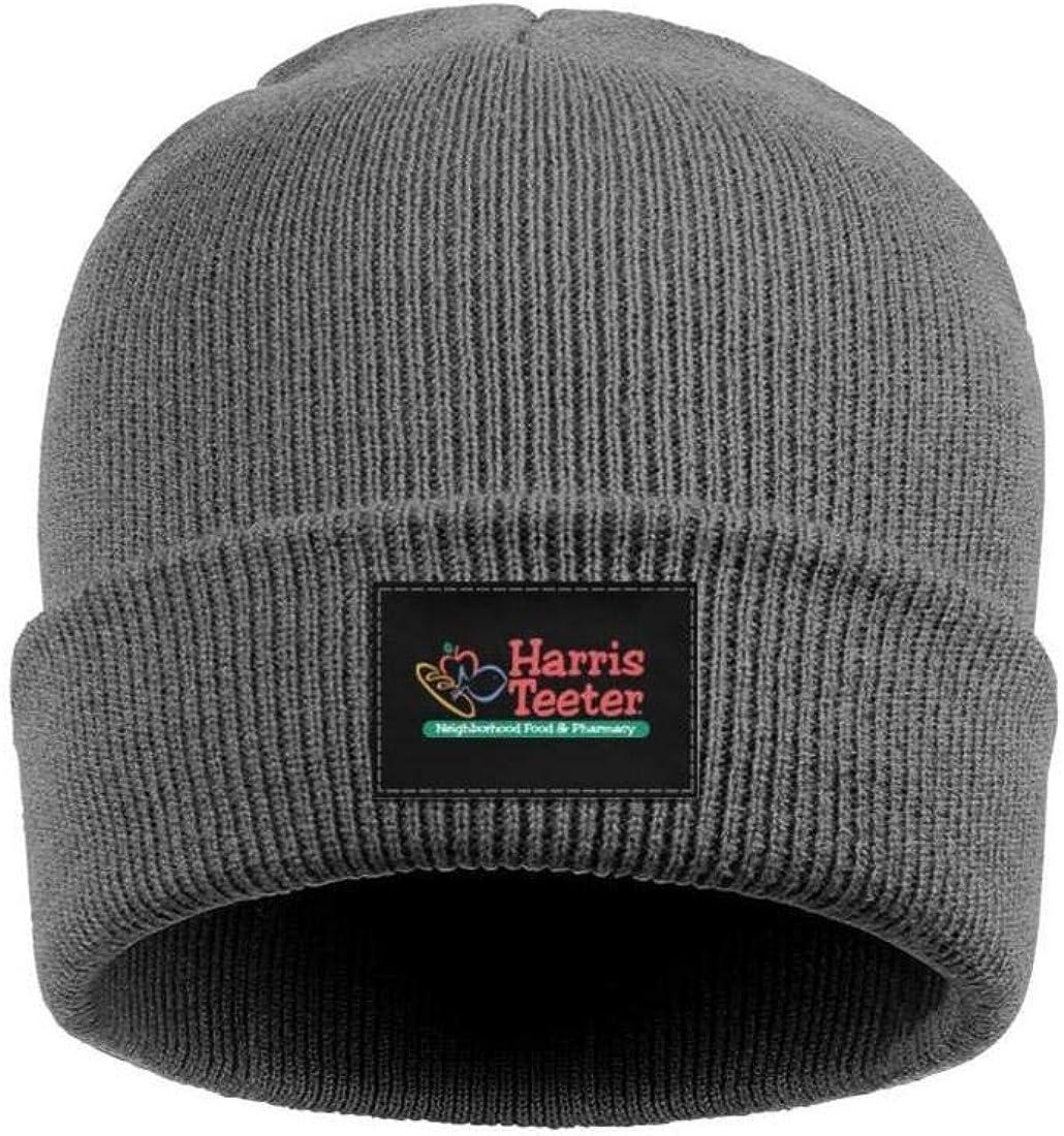 Unisex Beanie Skull Hats Slouchy Knit Hat Wool Winter Warm Ski Cap Unicorns Farting Harris-Teeter-Logo