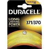 Duracell 371 SR920SW SB-AW - Pila de reloj (1,55V, óxido de plata)