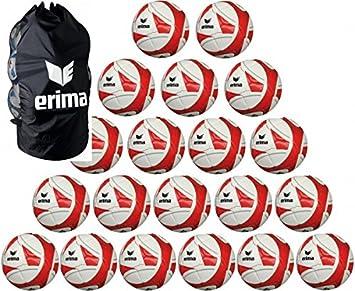 Erima Hybrid Trainingsball 20er Ballpaket