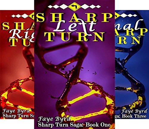 Sharp Turn Saga (3 Book Series)