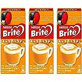 【まとめ買い】 Nestle Brite ネスレ ブライト キャラメルラテ用 5P × 3個