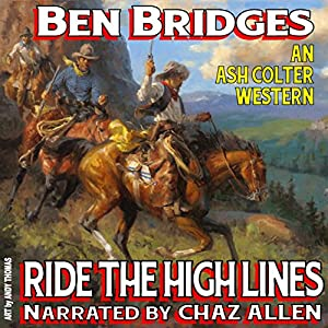 Ride the High Lines Audiobook