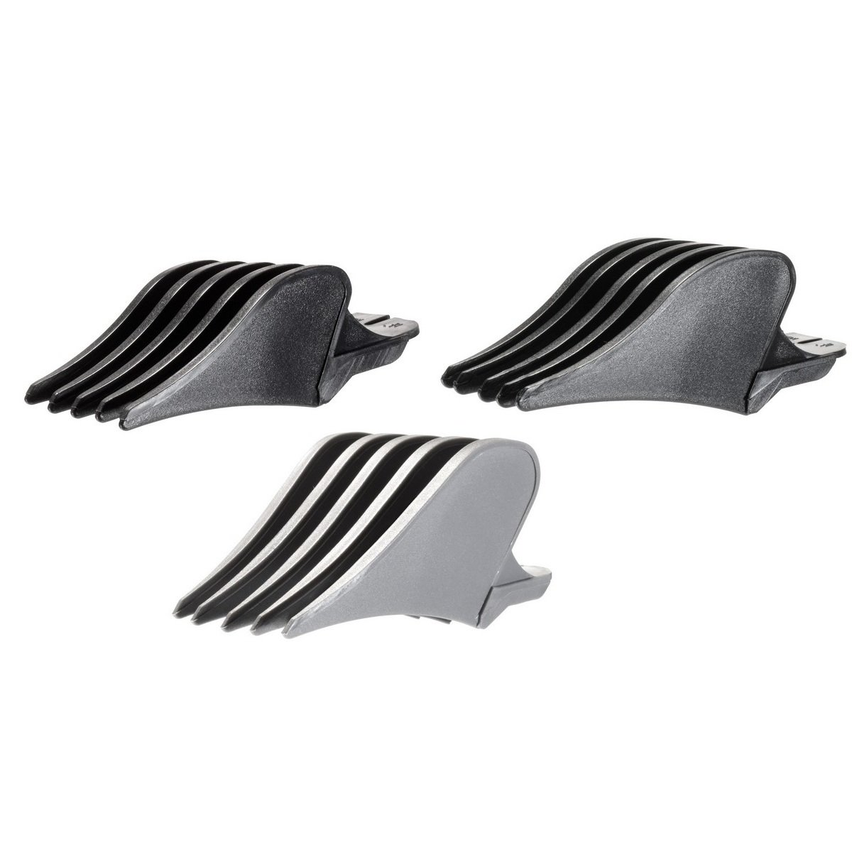 Miaco Size 10, 12 and 16 (1.25'', 1.5'' and 2'') Clipper Guide Comb Set fits Wahl Clippers by Miaco