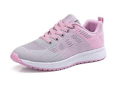 À De Bleu Eu42 Air Gym Noir Baskets Chaussures Athletic Eu35 Course Rouge Pied Shoes Femmes Jogging IH29eWYED