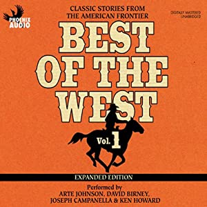 Best of the West Expanded Edition, Vol. 1 Audiobook