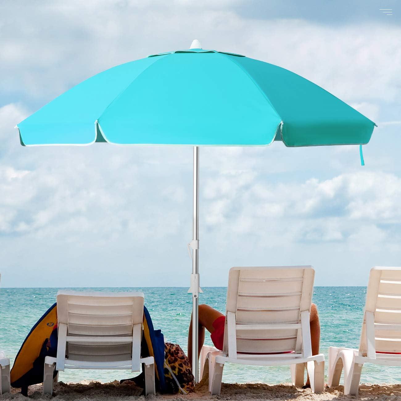 Best Beach Umbrella Australia - KITADIN portable outdoor patio
