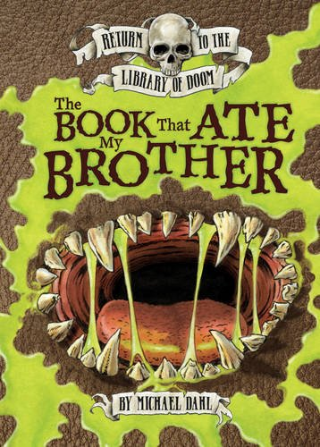 Download The Book That Ate My Brother (Return to the Library of Doom) pdf