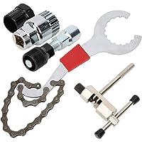 Oyunngs Ferramenta cortadora CHN forte e sem graça, fácil de operar bicicleta Repr CHN cortadora de aço kit Repr para…