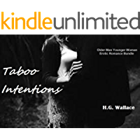 Taboo Intentions: Older Man Younger Woman Erotic Romance Bundle