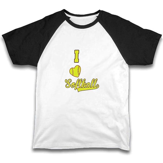 Live Love Softball/ Boys Short-Sleeve T-Shirt