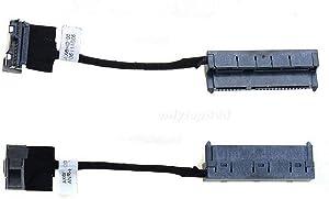 Todiys Hard Drive HDD Connector Cable for HP Compaq G4 G6 G42 G56 G62 G72 CQ42 CQ43 CQ56 CQ62 Series G4-1020US G42-224CA G56-118CA G62-144DX G62-145NR G72-217CA G72-227WM DD0AX6HD100