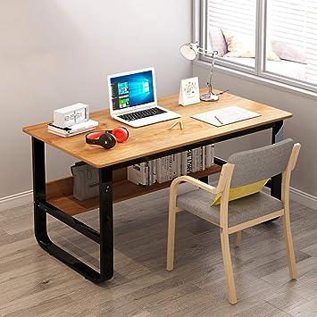 ZLL Escritorio para Computadora, Mesa de Estudio Simple ...