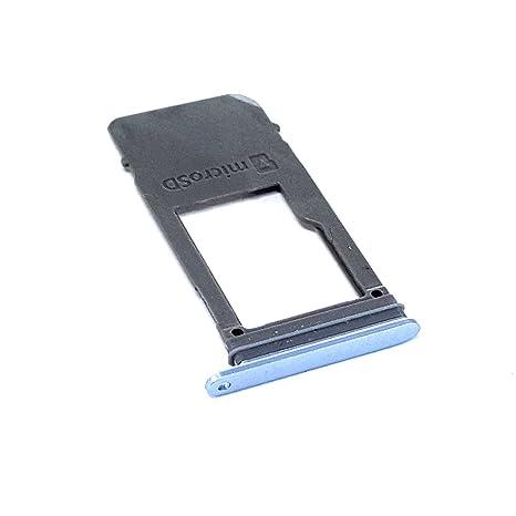 TRP Bandeja Tarjeta Micro SD Samsung Galaxy A5 SM-A520F Azul ...