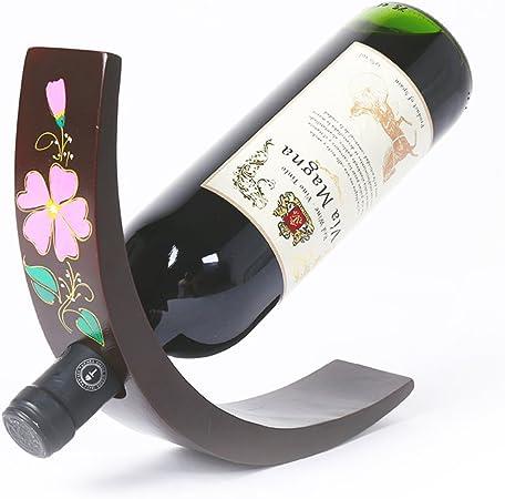 Soporte de madera para vino de MAIMAITI Balancing – soporte ...