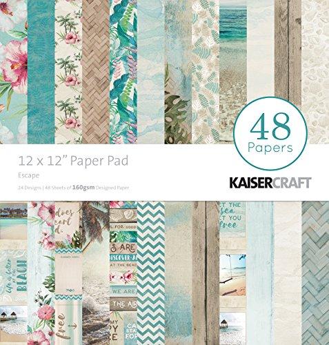 """Kaisercraft PP241 Paper Pad 12""""X12"""" 48/Pkg, Party from Kaisercraft"""