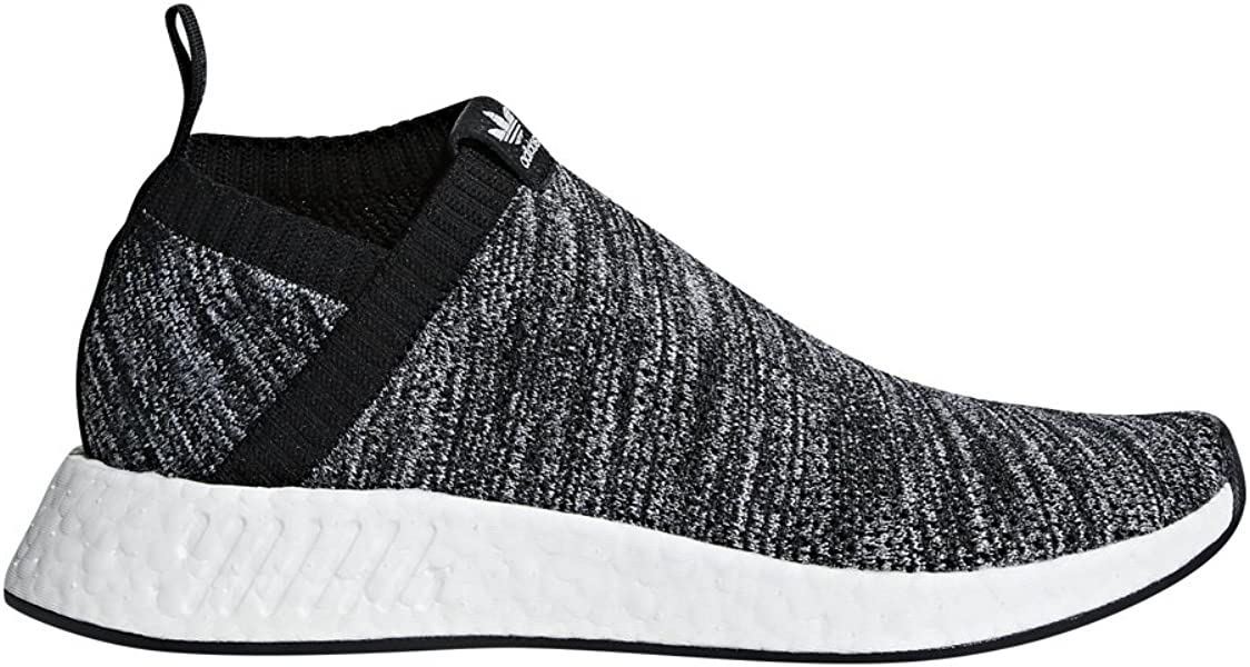 a292807ed28 adidas x United Arrows and Sons Men NMD CS2 Primeknit Black core Black  Footwear White Size