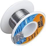 Rouleau de 0.5mm fil à souder Soudure au Plomb et Etain Noyau de Colophane
