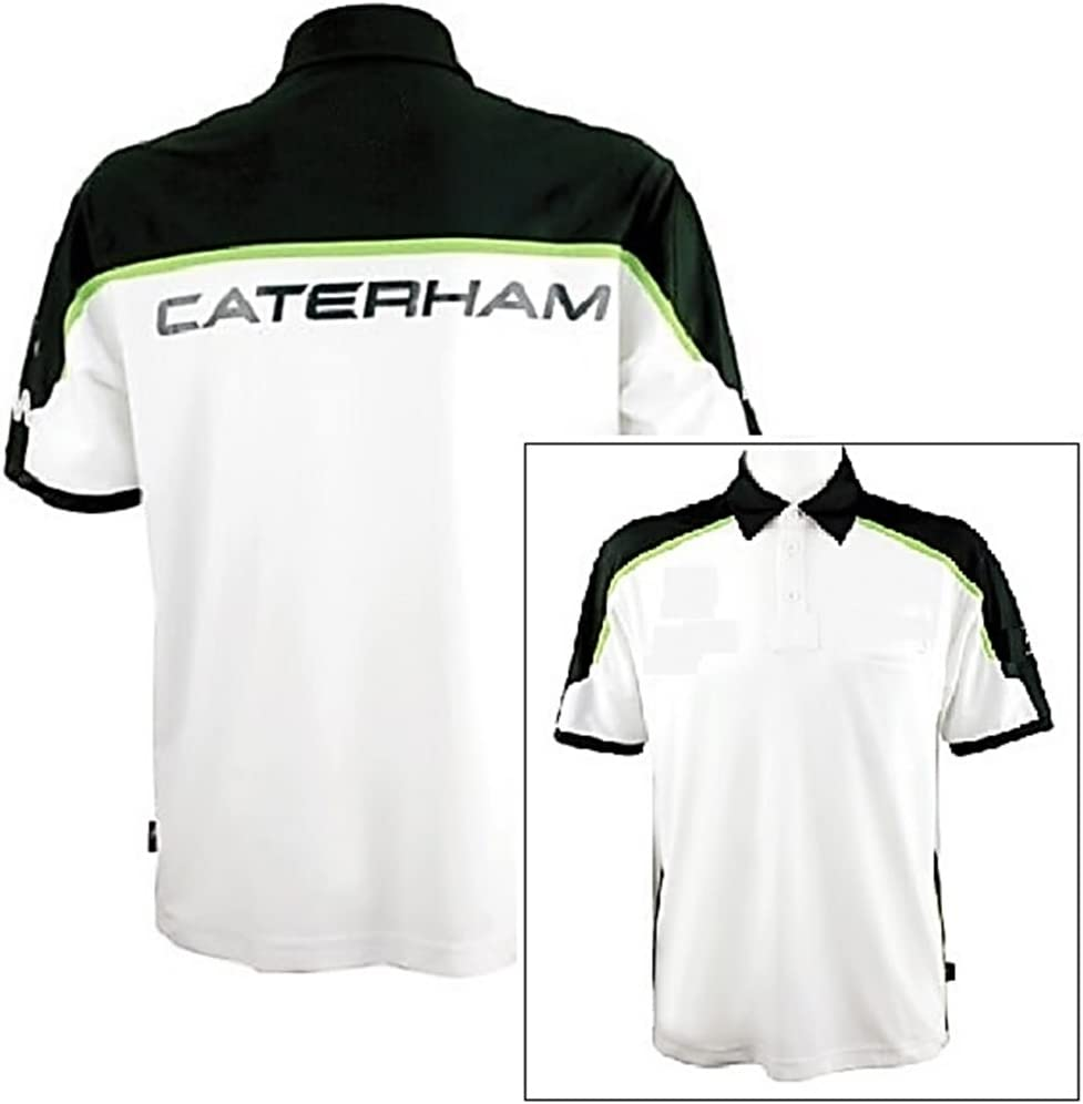 Caterham F1 Team HPE Rendimiento Ropa 1 de Fórmula Camisa