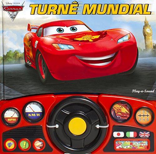 Disney Carros. Turnê Mundial
