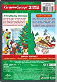 Curious George: Holiday 2-Pack (A Very Monkey Christmas / Plays in the Snow and Other Awesome Activities
