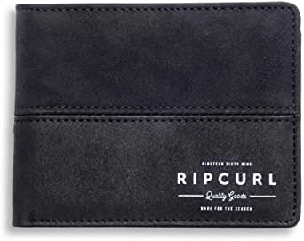 Rip Curl BWUKK2 Men's Credit Card Holder, Black, 1SZ