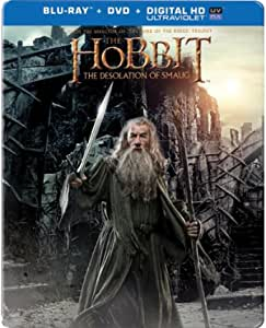The Hobbit: The Desolation Of Smaug - Limited Edition Steelbook [Blu-ray] [2013]