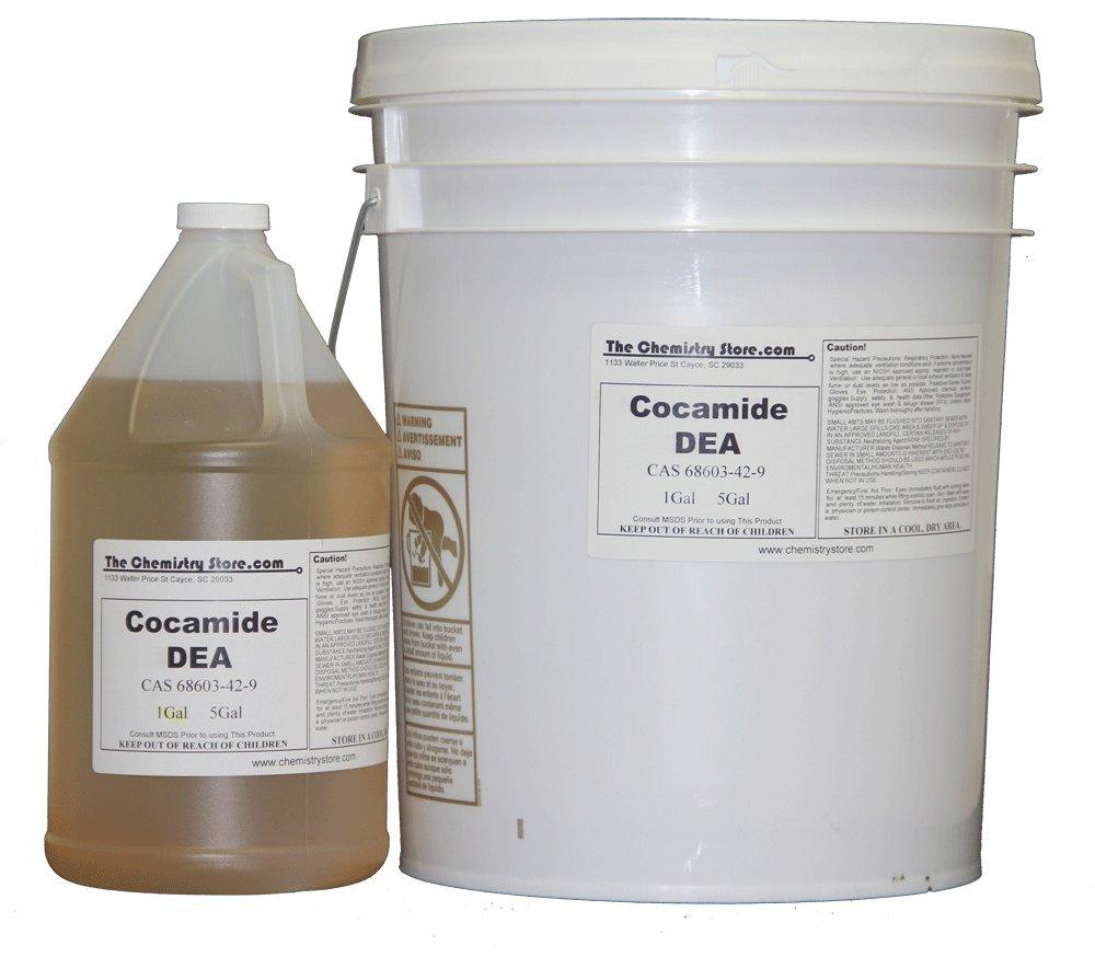 Cocamide DEA (1, 5 Gallon Pail)