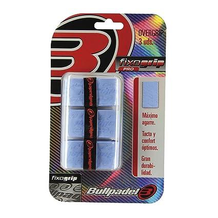 Bullpadel GB1202 - Pack de 3 overgrips: Amazon.es: Deportes y aire ...