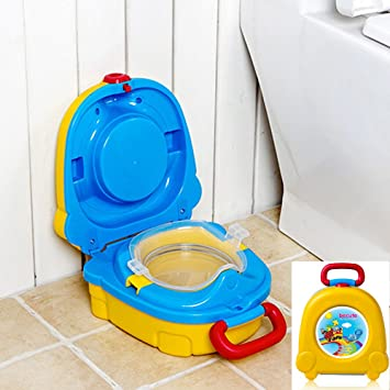 f7be9acb2f9 Travel Potty for Kid Emergency Toilet for Outdoor Camping Car Travel