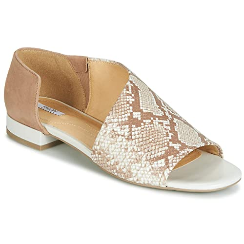 itScarpe Borse C5000 Scarpa Sandalo Beige Donna E D724haAmazon Geox 9YWEDIH2