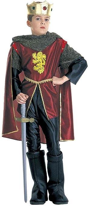 WIDMANN Royal - Disfraz de caballero medieval para niño, talla 10 ...