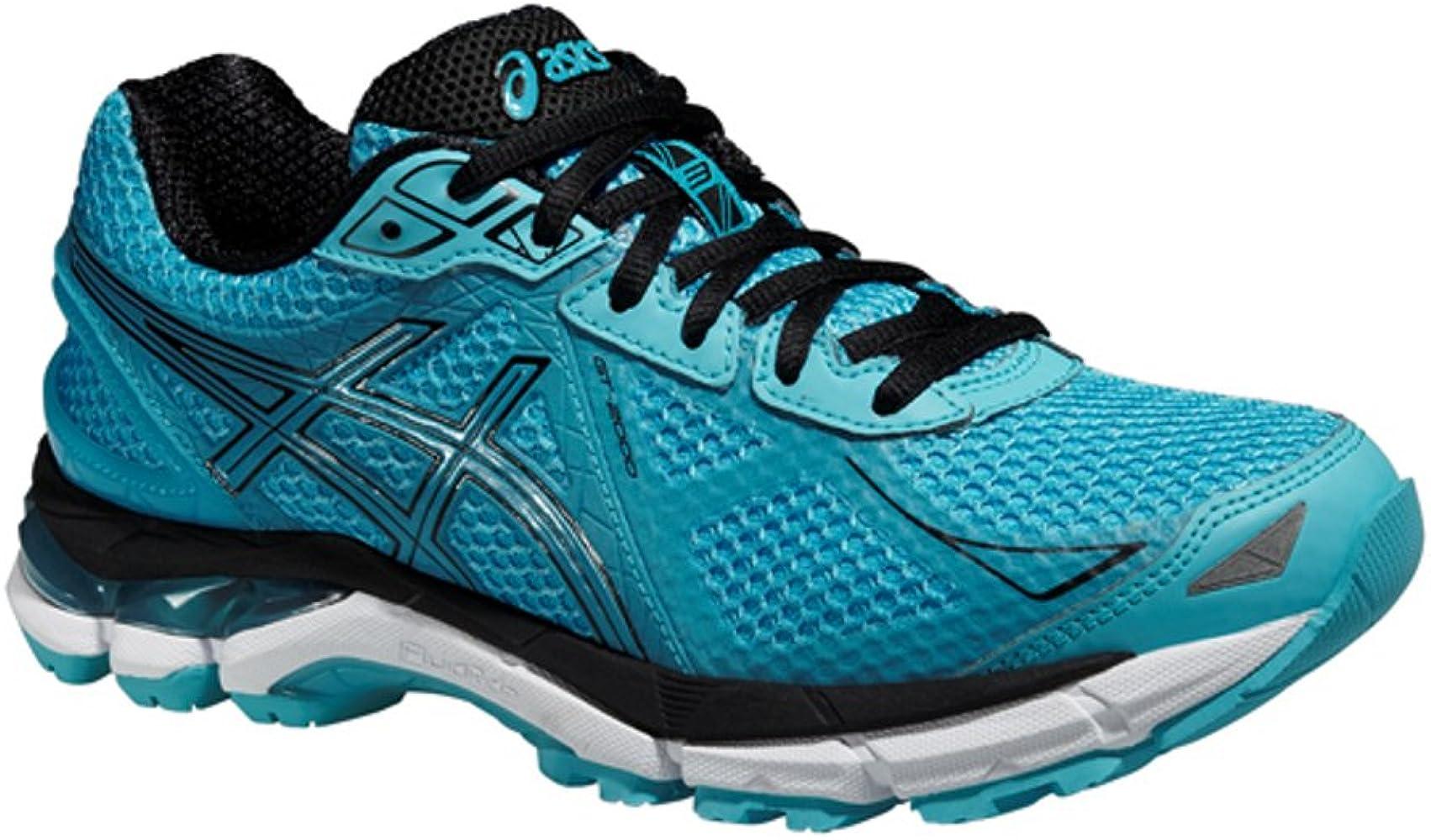 Asics - Zapatillas de Running de Material Sintético para Mujer ...