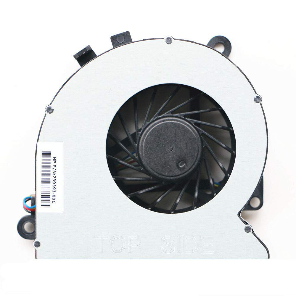 DBParts New CPU Cooling Fan for HP Pavilion 23 23-G013W 23-G025D 18 18-1200CX 18-1200 18-1000 AiO Lugo Arch Amber P/N: 739393-001 6033B0035601 BUB0812DD-HM03 DFS651312CC0T