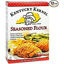 Kentucky Kernal Flour Seasoned, 10-OZ(Pack of 2)