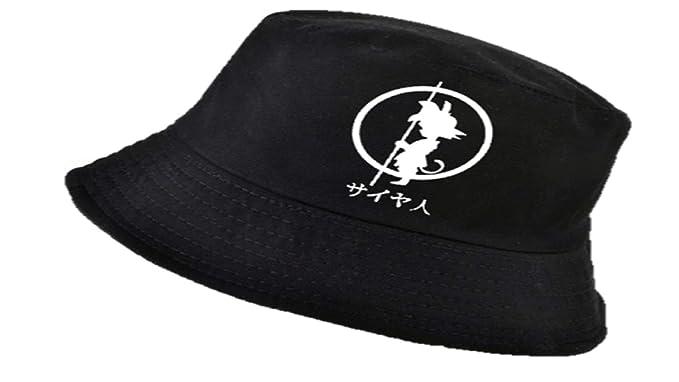 ceba66969 Tresbon Products Dragon Ball Z Bucket Hat Hunting Fisherman Polo Cap ...