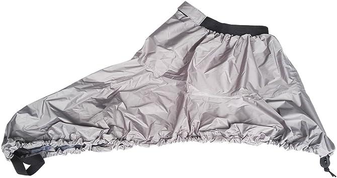 Wasserdicht Kajak Spritzdecke Spritzschutz Spray Skirt für Kayak Kanu XL