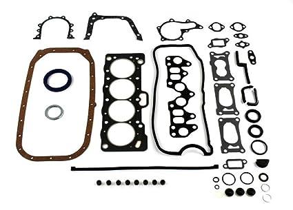 Amazon Com Dnj Ek930 Engine Rebuild Kit For 1984 1985 Toyotavan