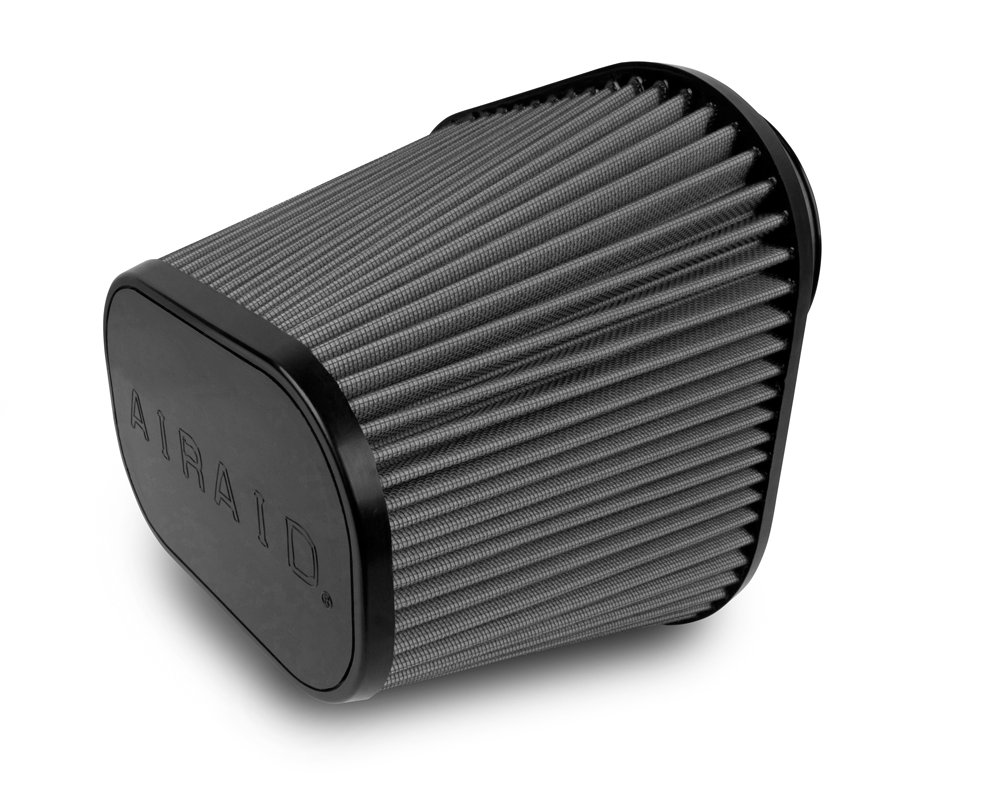 Airaid 722-478 Universal Clamp-On Air Filter: Unique; 4.25 in Top Base; 7.938 in 191 mm Flange ID; 7.5 in Height; 10.813 in 108 mm 202 mm 275 mm