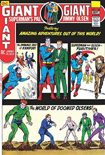 Superman's Pal, Jimmy Olsen (1954-1974) #140